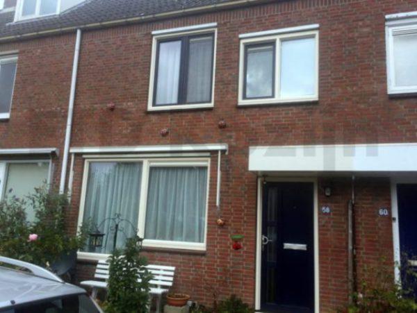 Kunststof kozijnen geplaatst aan Andoornvaart 58 in Zoetermeer