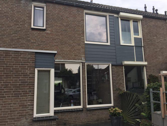 Kunststof kozijnen Arnhem Deurnestraat 75 geplaatst door ETD kozijn
