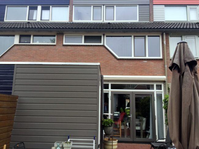 Kunststof kozijnen geplaatst aan Bredasingel 187 in Arnhem door ETD kozijn.