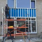 Kunststof kozijnen Winterswijk foto's montage abeelstraat ETD kozijn