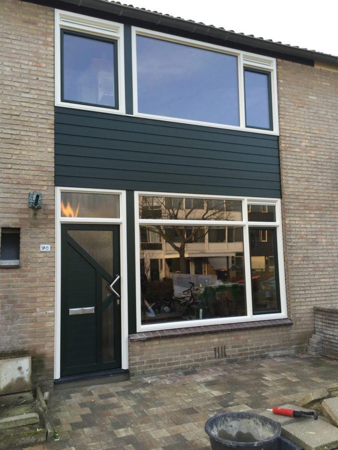 Kunststof kozijnen Winterswijk Abeelstraat door ETD kozijn